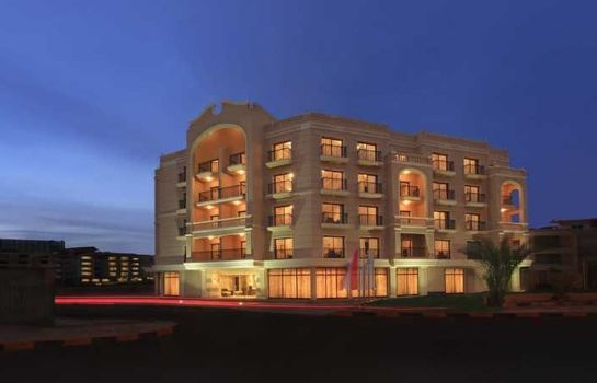 Exterior view Solymar Ivory Suites