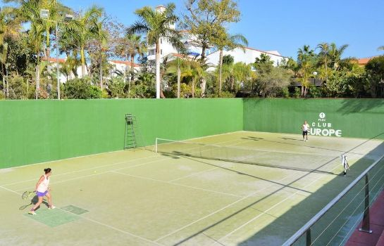 Tennisplatz Park Club Europe - All Inclusive Park Club Europe - All Inclusive