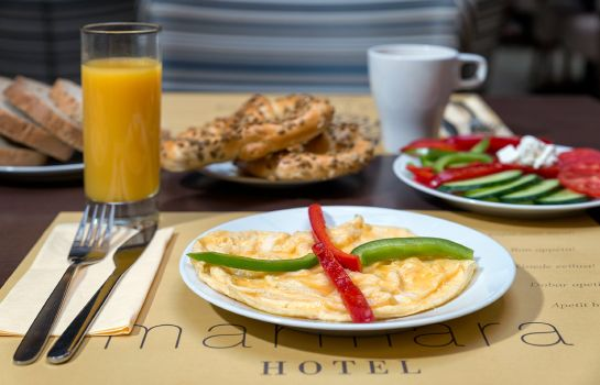 Breakfast buffet marmara