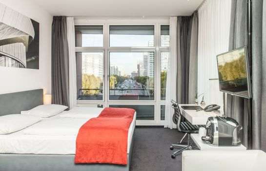 Junior Suite Select Hotel Berlin Gendarmenmarkt