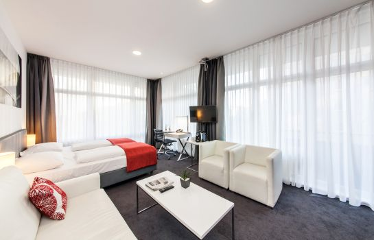 Suite Junior Select Hotel Berlin Gendarmenmarkt