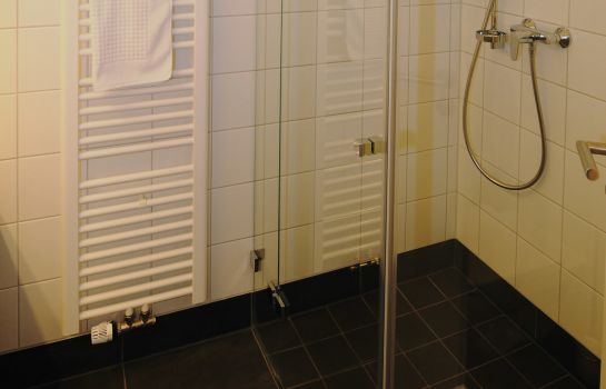 Badezimmer Pension Havelfloß