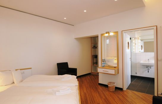 Double room (standard) Pension Havelfloß