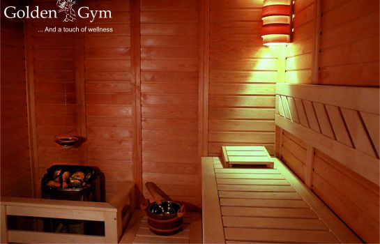 Sauna Golden Tulip Ana Tower