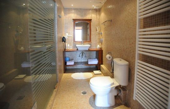 Bagno in camera Boutique Hotel Kentrikon