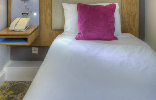 Single room (standard) ibis Styles Reading Centre