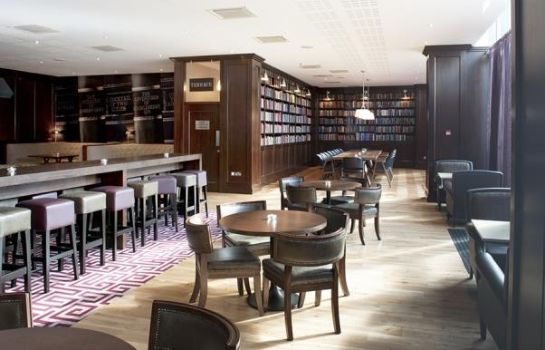 Bar del hotel Clayton Leopardstown