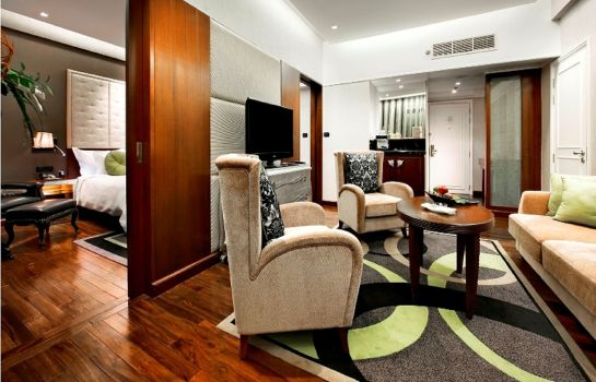 Junior Suite Moevenpick Hotel Hanoi