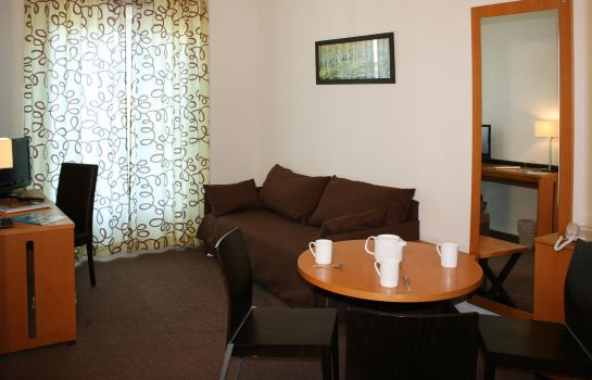 Suite Appart'Hotel Odalys Bioparc