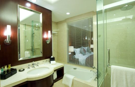 Bathroom Mingde Grand Hotel Shanghai