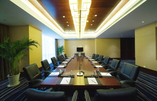 Conference room Mingde Grand Hotel Shanghai