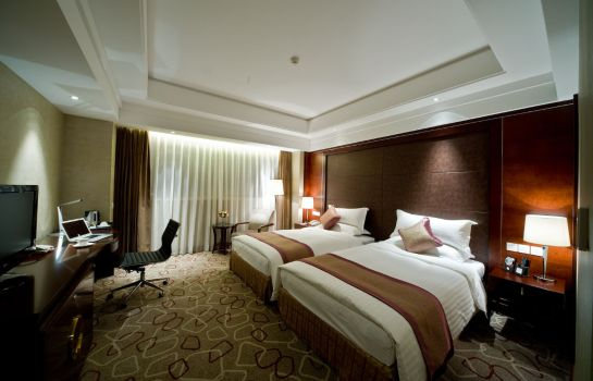 Double room (superior) Mingde Grand Hotel Shanghai