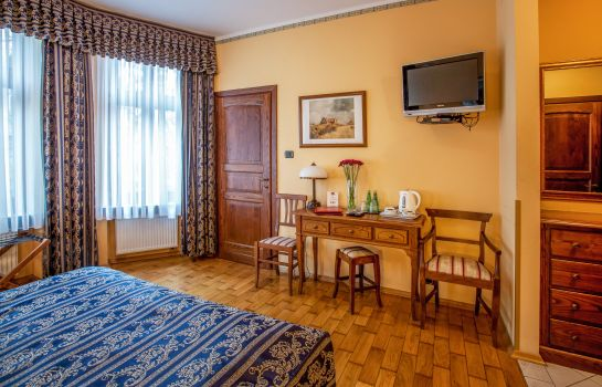 Single room (standard) EuroResidence Apartment Home