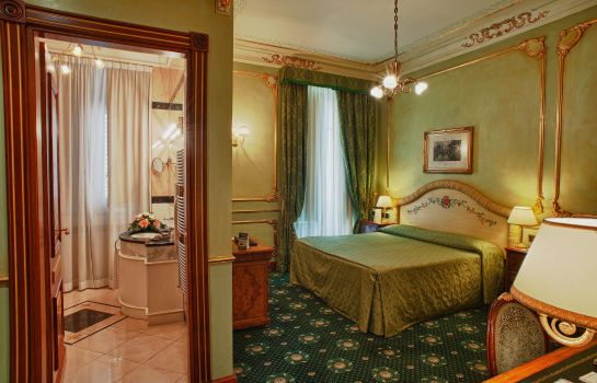 Double room (superior) Wagner Grand Hotel