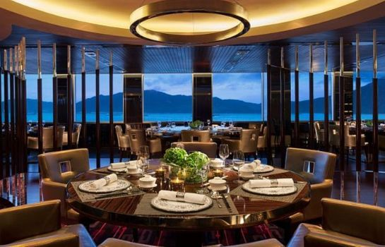 Restaurante Hong Kong SkyCity Marriott Hotel