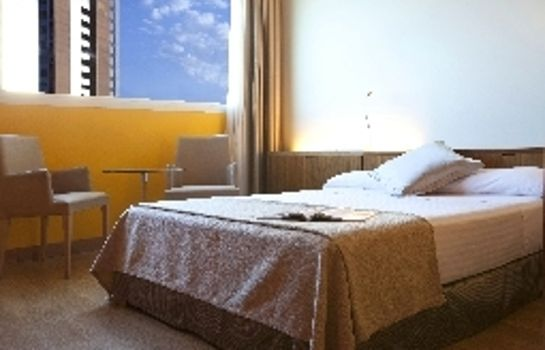 Double room (standard) SB Diagonal Zero Barcelona