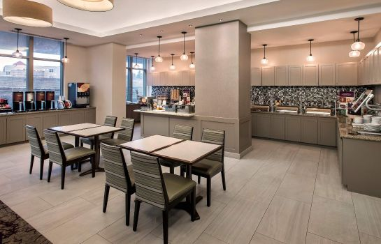 Restaurant Residence Inn Alexandria Old Town South at Carlyle