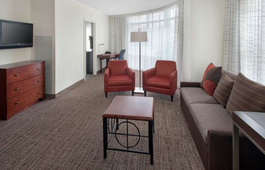 Zimmer Residence Inn Alexandria Old Town South at Carlyle