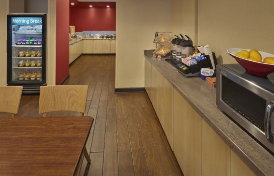 Restaurant TownePlace Suites Albany Downtown/Medical Center