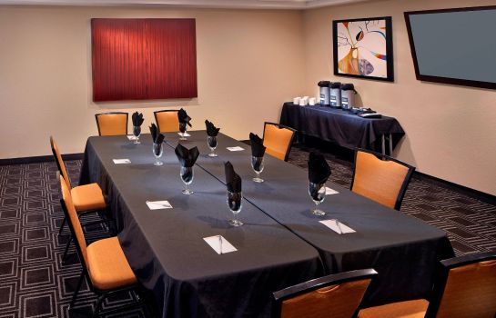 Sala de reuniones TownePlace Suites Albany Downtown/Medical Center
