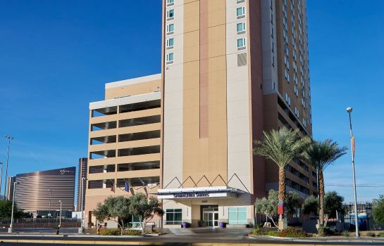 Außenansicht SpringHill Suites Las Vegas Convention Center