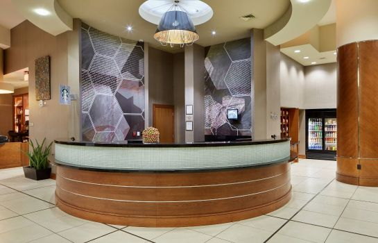 Hotelhalle SpringHill Suites Las Vegas Convention Center