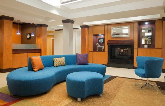 Hotelhalle Fairfield Inn & Suites Columbia Northeast