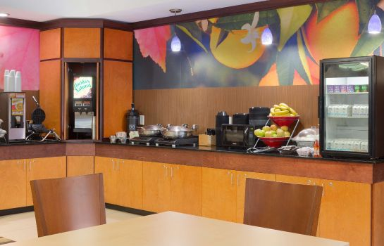 Restaurant Fairfield Inn & Suites Columbia Northeast