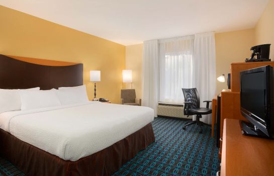 Zimmer Fairfield Inn & Suites Columbia Northeast