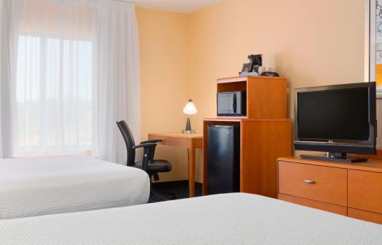 Zimmer Fairfield Inn & Suites Columbia Northeast Fairfield Inn & Suites Columbia Northeast