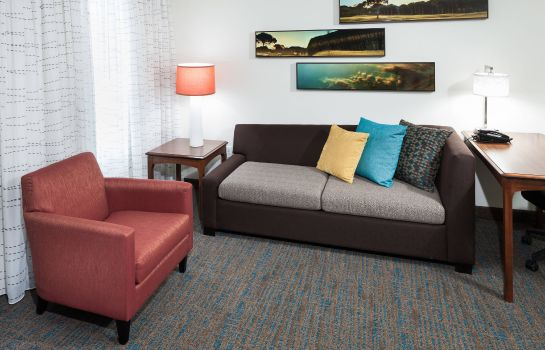 Suite Residence Inn Beaumont