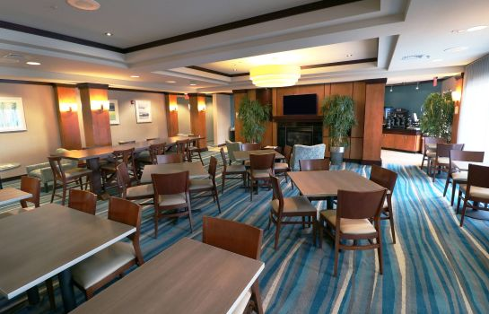 Restaurant Fairfield Inn & Suites Des Moines Airport