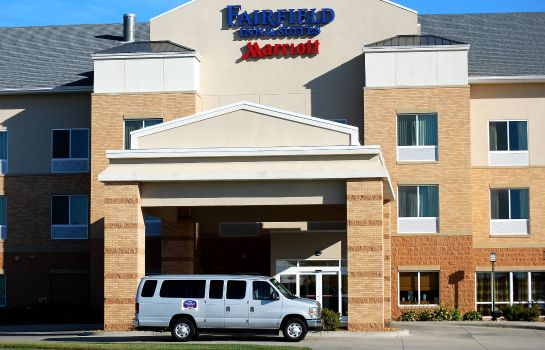 Info Fairfield Inn & Suites Des Moines Airport