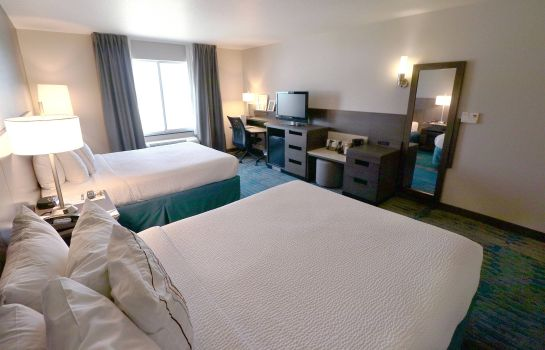 Zimmer Fairfield Inn & Suites Des Moines Airport