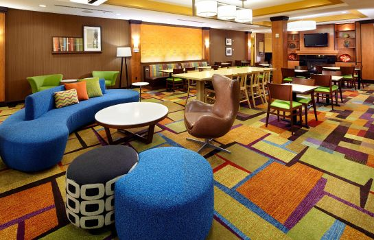 Hotelhalle Fairfield Inn & Suites Pittsburgh Neville Island