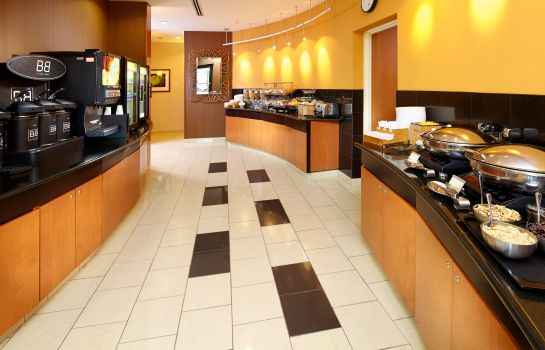 Restaurant Fairfield Inn & Suites Pittsburgh Neville Island