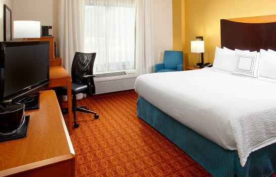Zimmer Fairfield Inn & Suites Pittsburgh Neville Island