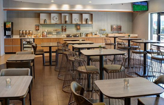 Restaurant SpringHill Suites St. Louis Brentwood