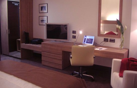 Zimmer DOUBLETREE BY HILTON MILAN