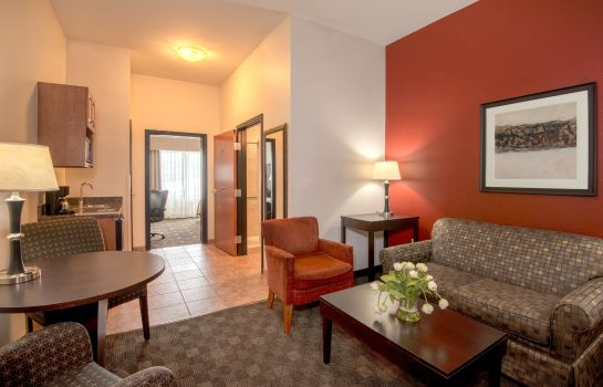 Suite Holiday Inn CASPER EAST - MEDICAL CENTER
