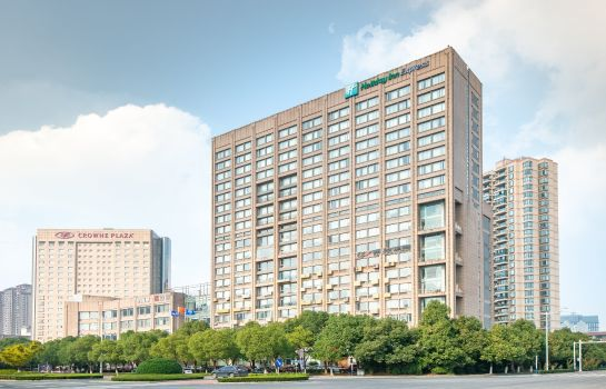 Exterior view Holiday Inn Express CHANGSHU