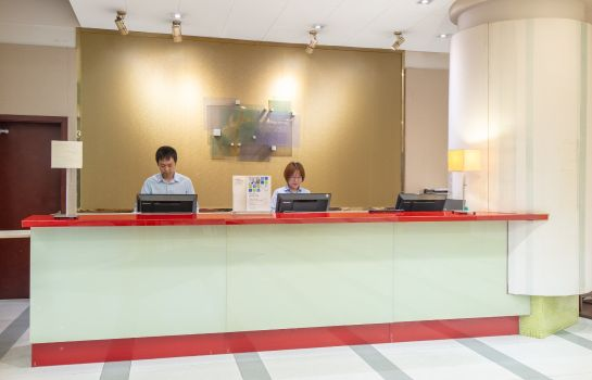 Lobby Holiday Inn Express CHANGSHU