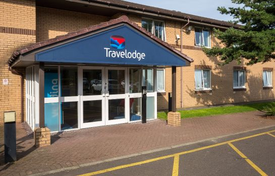 Außenansicht TRAVELODGE GLASGOW PAISLEY ROAD