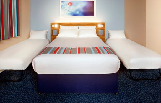 Kamers TRAVELODGE LONDON CENTRAL CITY ROAD