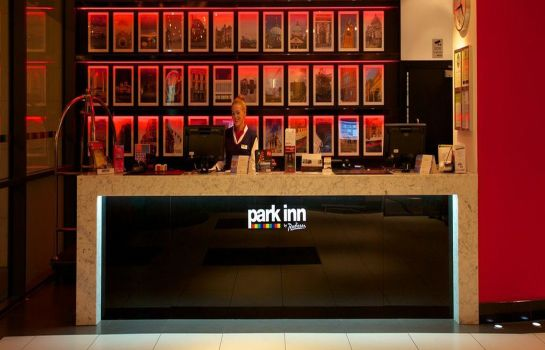 Reception Park Inn By Radisson Belfast