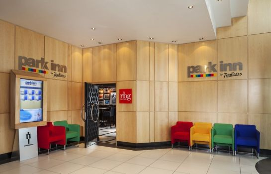 Lobby Park Inn By Radisson Belfast