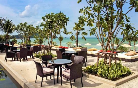Bar hotelowy Pullman Phuket Panwa Beach Resort