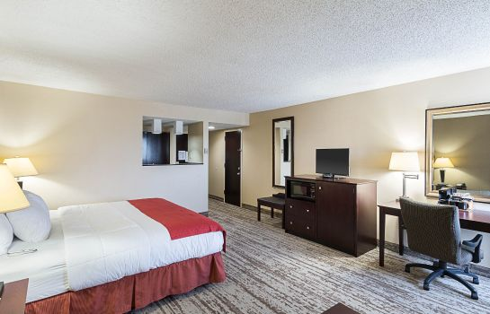 Suite Clarion Hotel San Angelo