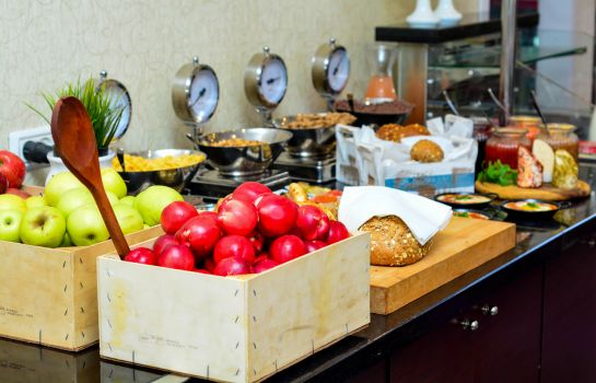 Breakfast buffet Eldan Hotel Jerusalem