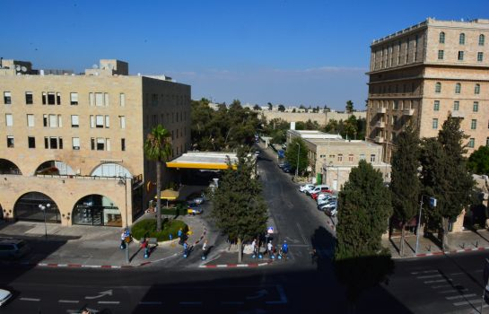 Surroundings Eldan Hotel Jerusalem